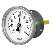 Bimetallic thermometer, model 48