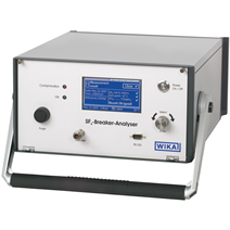 SF<sub>6</sub> gas analyzer, model GA10